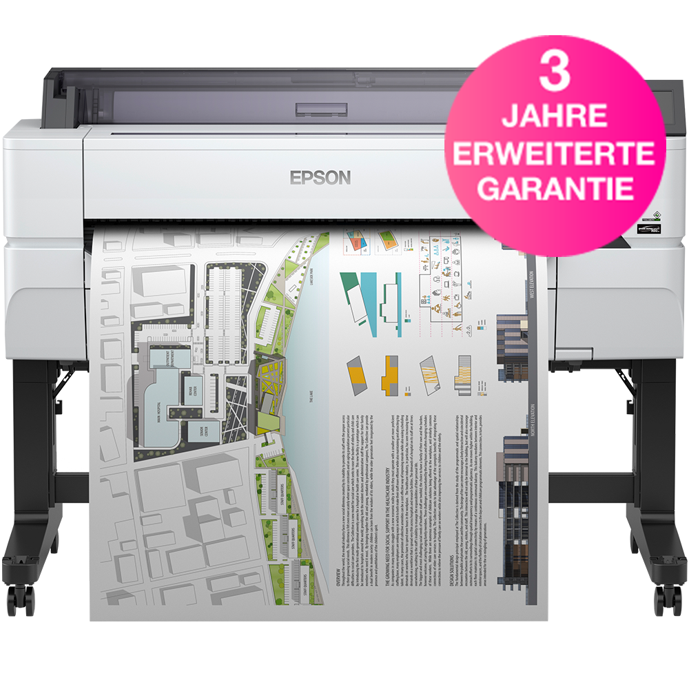 EPSON Sure Color SC-T5400 (mit Standfuß)